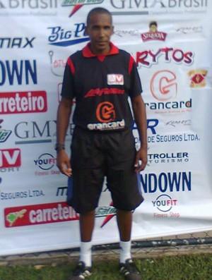 Waldyr Lacerda, Técnico do Linhares FC (Foto: Divulgação/Facebook)