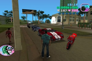 GTA Vice City (Foto: Reprodução)