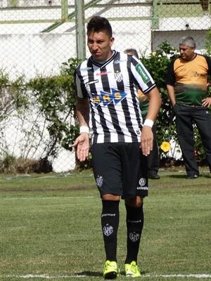 Bruno Aquino Tupi-MG (Foto: Bruno Ribeiro)