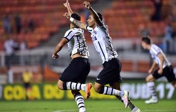 Corinthians vence Sport no Pacaembu e leva título da Copa do Brasil Sub-17
