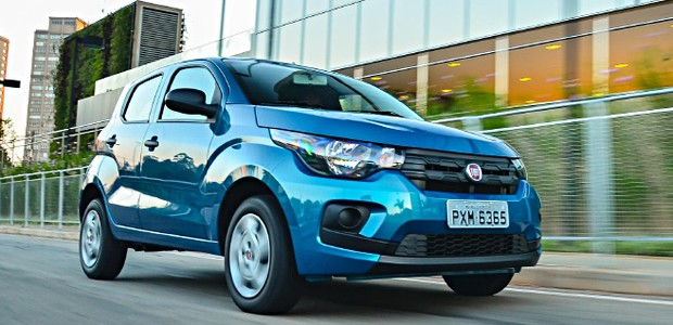 Fiat Mobi Easy (Foto: Fiat)