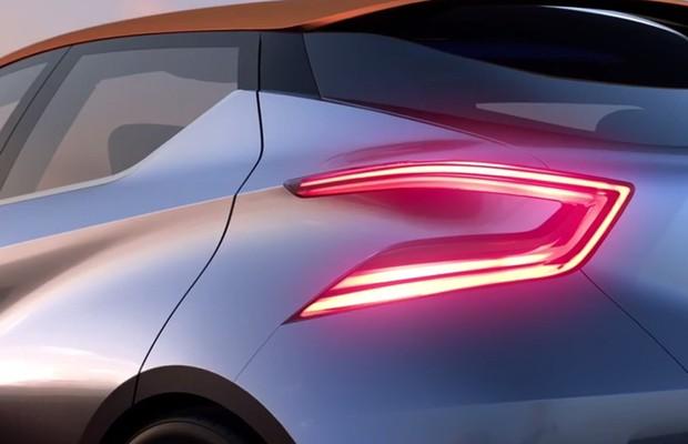 Nissan conceito Sway (Foto: Divulgação)
