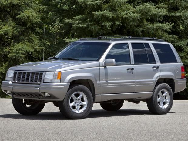 Jeep Grand Cherokee 1998 (Foto: Divulgação)