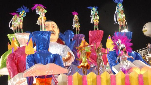 Decisão judicial muda resultado do Carnaval 2014 no Amapá (Gabriel Penha/G1)
