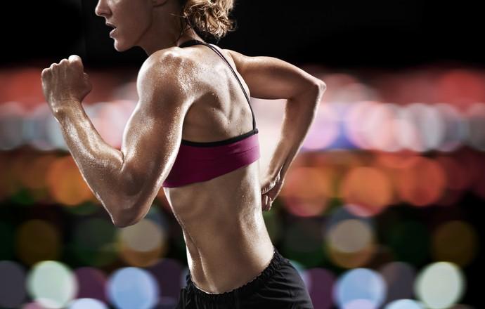 Mulher correndo genética euatleta (Foto: Getty Images)