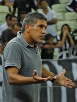 Silas Pereira, técnico Ceará (Foto: Tom Alexandrino)