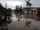Chuvas deixam 11 pontos alagados em Macapá, informa Defesa Civil