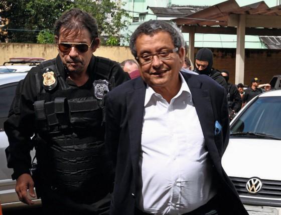 O marqueteiro João Santana é preso na Lava Jato.Quando a polícia se sobrepõe á política (Foto: PAULO LISBOA/BRAZIL PHOTO PRESS)
