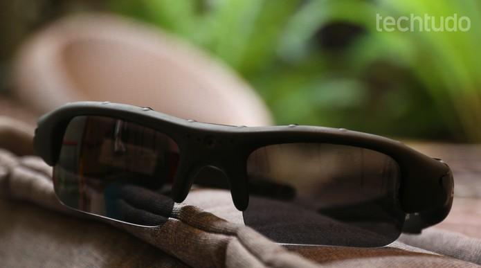 Óculos de Sol da Leadership (Foto: Luciana Maline/TechTudo)