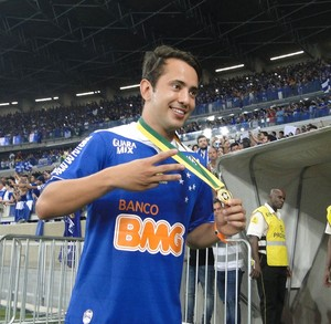 Cruzeiro campeão Brasileirão 2013 (Foto: Mauricio Paulucci)