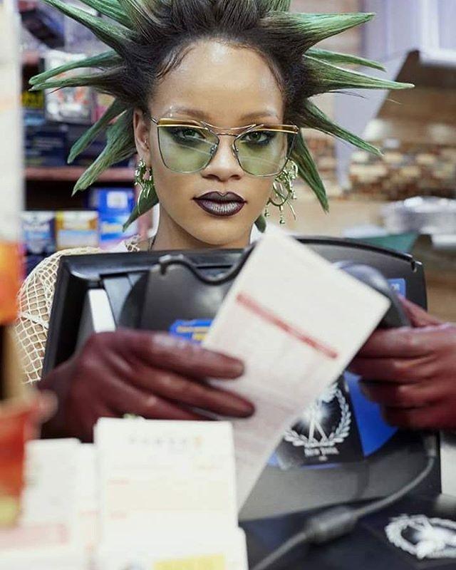 Rihanna (Foto: Reprodução)