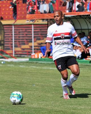serginho botafogo-sp (Foto: Rogério Moroti/Ag. Botafogo)