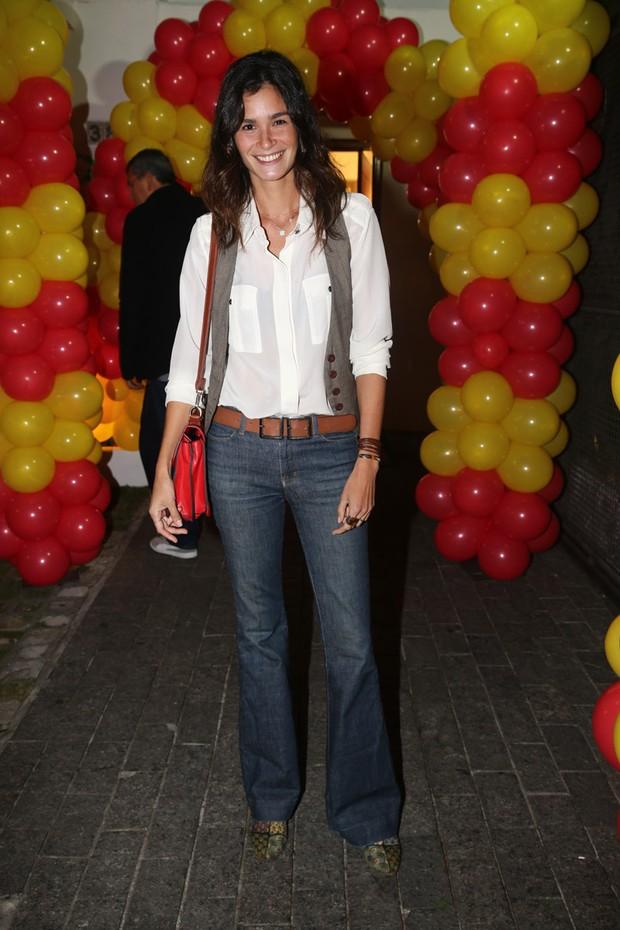 Carol Ribeiro (Foto: Manuela Scarpa/Photorionews)