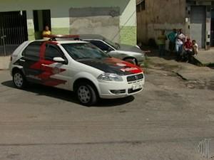 Homem é morto após tentativa de assalto (Foto: Reprodução/TV Diário)