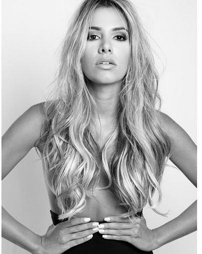 Adriana Santana posa sensual (Foto: Reprodução / Instagram)