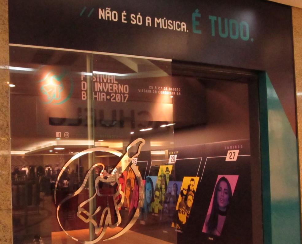 FIB lança loja oficial (Foto: Divulgação / Rômulo Ribas  )