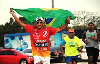 """Primeira RM Run consagra nomes de """"ouro"""" da corrida de rua no Amazonas"""