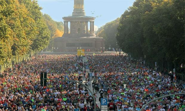 Maratona Alemanha (Foto: Divulgação)