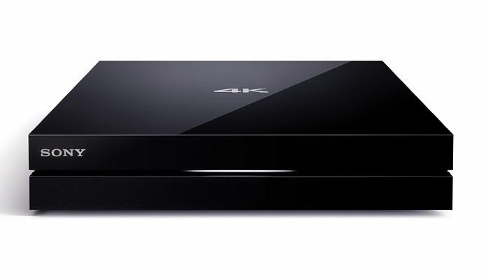O player da Sony adapta televisores Bravia para reproduzir o formato HEVC, o mesmo usado pelo Netflix (Foto: Divulgação/Sony)