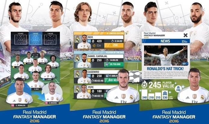 Administre o Real Madrid e mostra que você é um bom Técnico (Foto: Divulgação / Real Madrid)