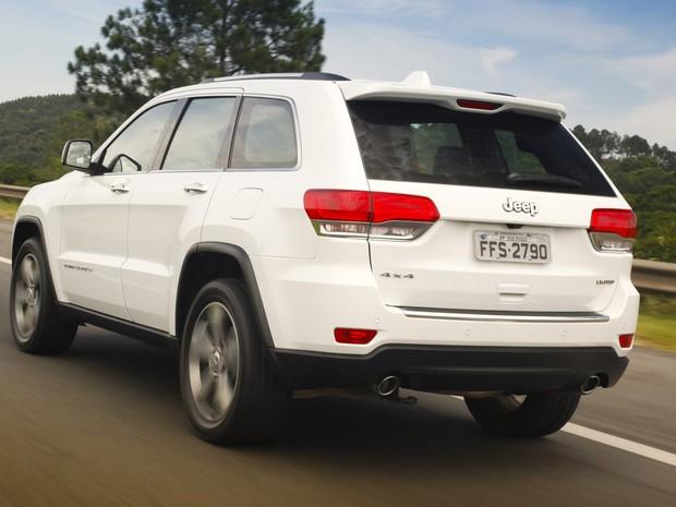 Auto Esporte - Primeiras impressões: Jeep Grand Cherokee ...