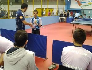 Felipe Monteiro, mesatenista de Bauru nos Jogos Abertos 2013 (Foto: Divulgação / Prefeitura de Bauru)