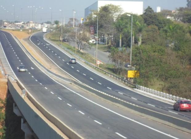 Trechos seráo duplicados em Divinópolis (Foto: Reprodução/TV Integração)