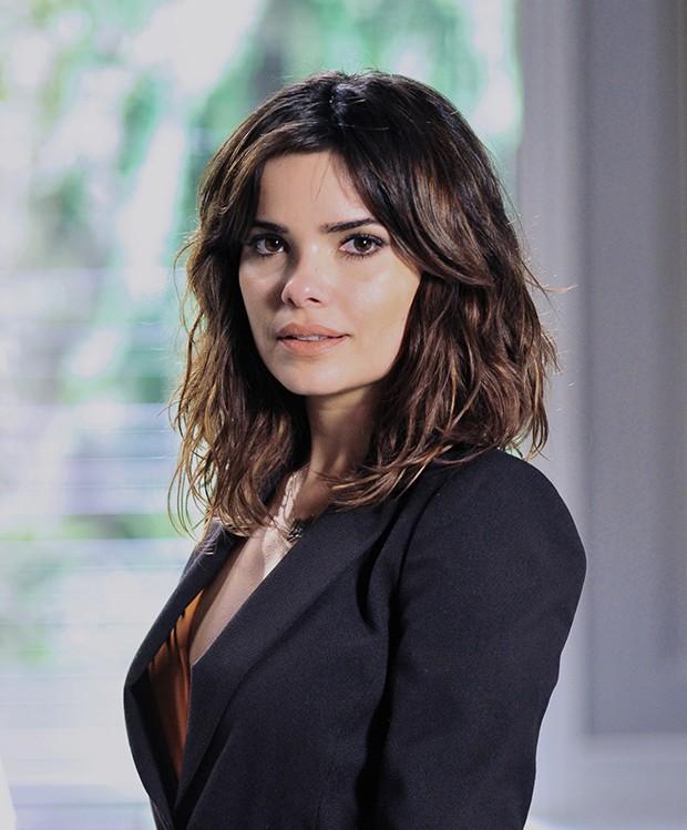 Vanessa Giácomo (Foto: João Miguel Jr/ TV GLOBO)