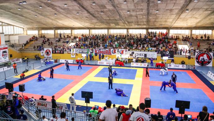 Nordeste Open de Jiu-jitsu (Foto: Divulgação)