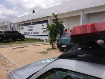 Presos iniciaram tumulto na unidade Frei Damião (Foto: Kety Marinho/Globo Nordeste)
