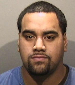 Christopher Viatafa se entregou após ver o próprio nome em uma lista de procurados do estado (Foto: Divulgação/Northern California Most Wanted)