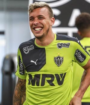 Pedro Botelho, lateral do Atlético-MG (Foto: Bruno Cantini/Flickr do Atlético-MG)