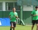 "Experiente e ""sem vaidade"", Werley se prepara para disputar vaga no Coritiba"