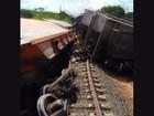 Choque entre trens de carga bloqueia linha férrea em Estiva Gerbi; vídeo
