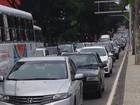 SIGA: acompanhe a situação do tráfego (Walter Paparazzo/G1)