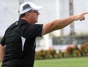 Marcelo Vilar, técnico do Botafogo-pb (Foto: Magnus Menezes / Jornal da Paraíba)