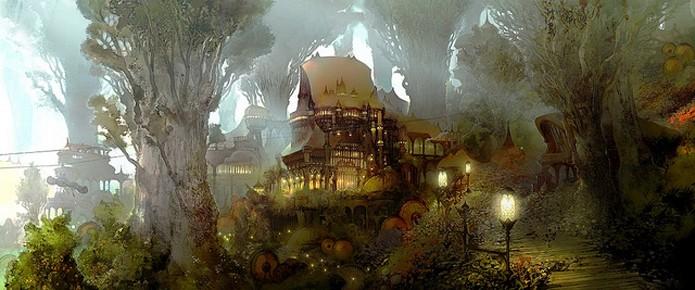 Final Fantasy 14: A Realm Reborn faz do PlayStation 4 sua nova casa (Foto: Divulgação)