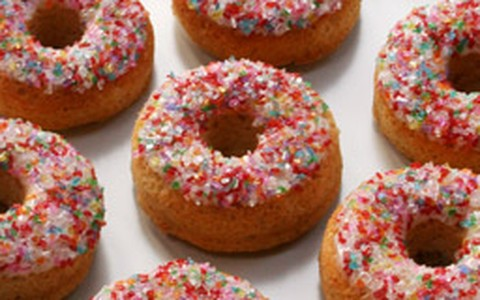 Donuts de 'Os Simpsons'