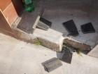 PM registra vandalismo e furto no cemitério de Oliveira