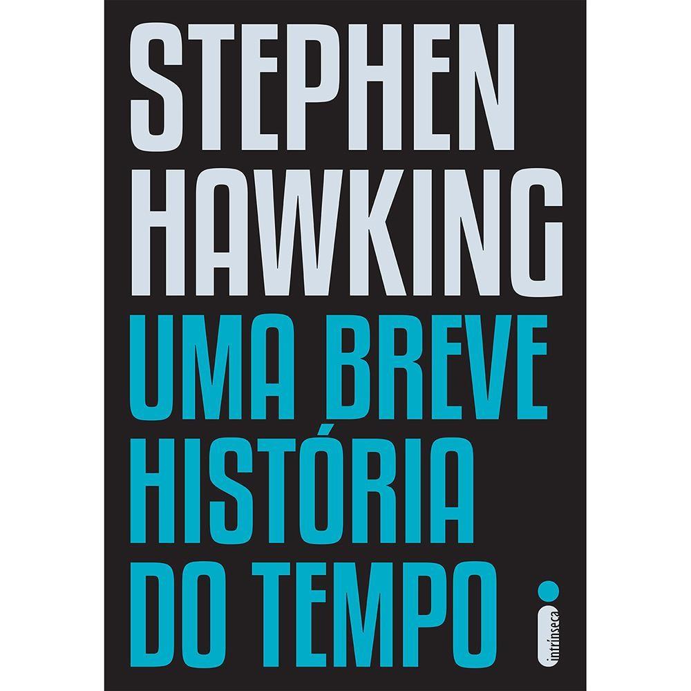 Uma Breve História do Tempo, por Stephen Hawking (Foto: Divulgação)