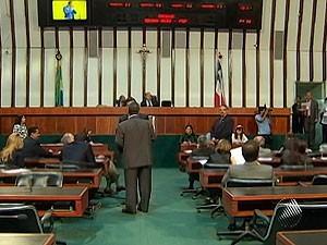 Assembleia Legislativa da Bahia (Foto: Reprodução/TV Bahia)
