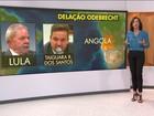 Lula, Palocci e Cunha são citados em novas delações da Odebrecht