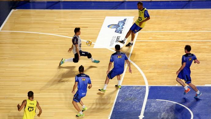 Futsal Minas Tênis Clube (Foto: Orlando Bento / Minas Tênis Clube)