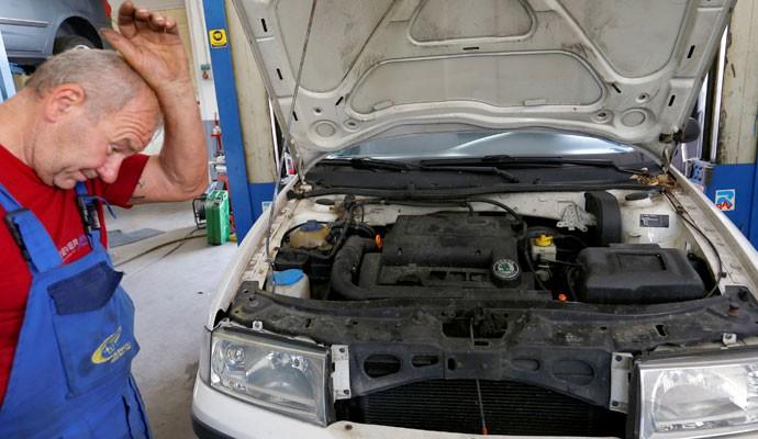 Mecânico de carro