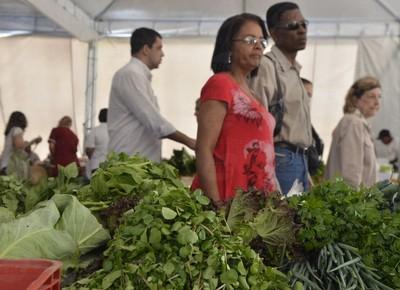 agricultura_feira_reforma_agraria (Foto: Tânia Rêgo/Agência Brasil)
