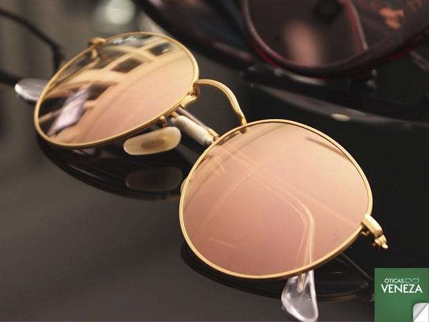 G1 - Grifes apostam nos óculos redondos e espelhados nesta temporada ... 5a4b8b8344