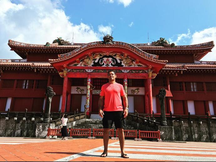 Rodrigo Minotauro, Viver para Lutar (Foto: Reprodução Instagram)