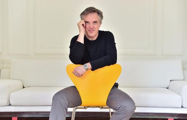 Olivier Lapidus é o novo diretor artístico da Lanvin  (Foto: Reprodução)