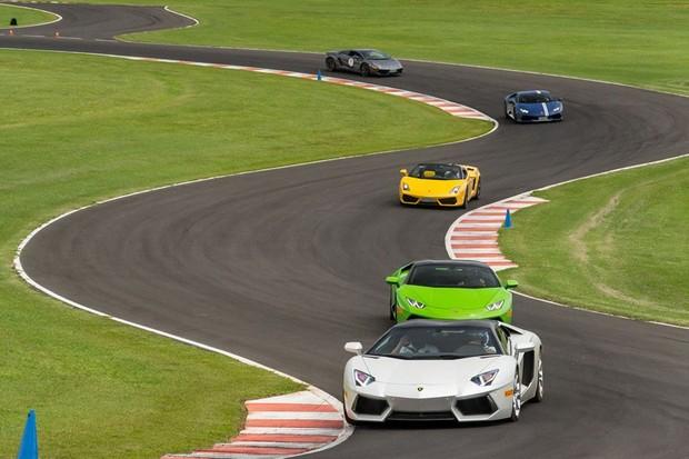 Lamborghini Huracán Performante  (Foto: Lamborghini Sao Paulo/Sposito Studio)