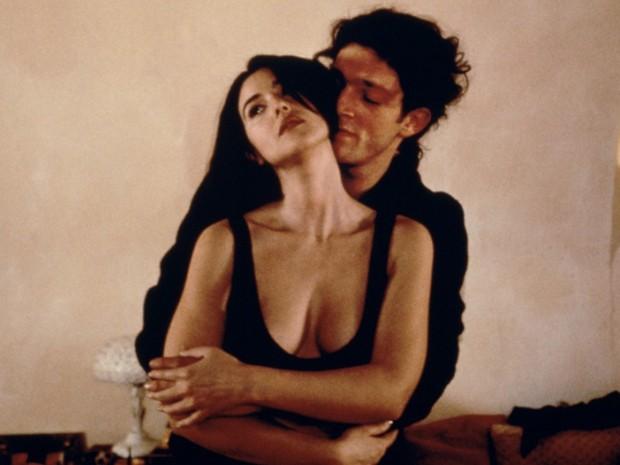 Monica Bellucci e Vincent Cassel no filme 'O apartamento' (Foto: Divulgação)